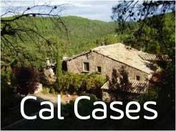 cal cases vivienda colaborativa rural catalunya Santa Maria d'Olo