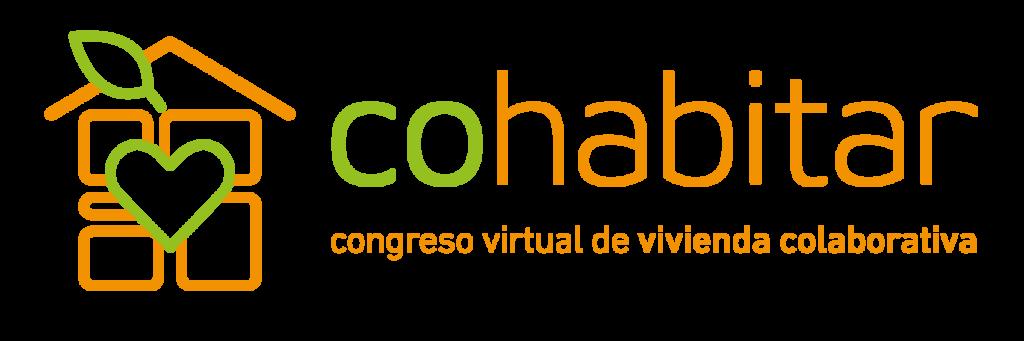 cohabitar logo congreso virtual vivienda colaborativa cohousing ariwake